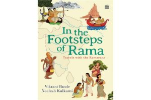 'In the footsteps of Raama…' — no ordinary travelogue