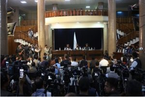 Taliban won't allow Afghans to leave country: Spokesman