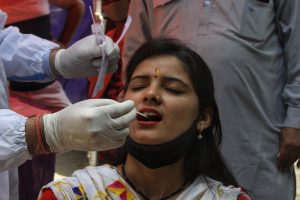 India reports 37,593 new Covid-19 cases, 648 deaths