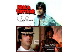 Looking back at 'Kala Patthar', Big B recalls association with coal mines