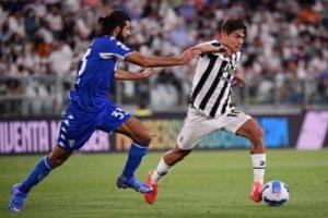 Juventus begin post-Ronaldo era with home defeat to Empoli