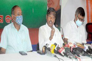 Odisha Congress alleges doublespeak by BJP, BJD on caste survey