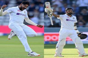 Rahul, Siraj make big gains in ICC Test Rankings