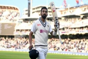 It's very, very special: Rahul on Test century at Lord's