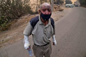 Algeria: 25 soldiers, 7 residents killed in wildfires
