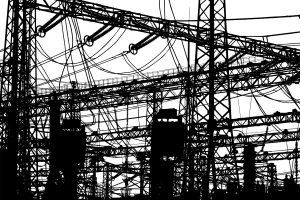 Power transmission tower in Iraq bombed