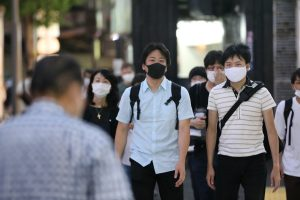 Japan's daily Covid caseload hits new record