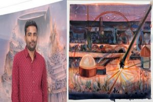 We are all political in one way or another: Artist Sujith SN