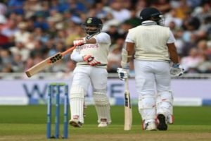 1st Test: India take 95-run first innings lead on rain-hit day