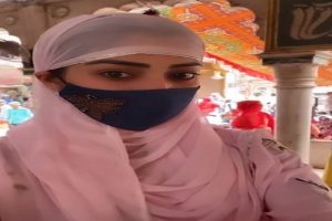Raai Laxmi feels blessed to visit Ajmer Sharif Dargah