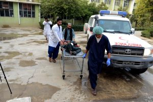 Footage of dead children in Taliban-seized province jolt Afghanistan