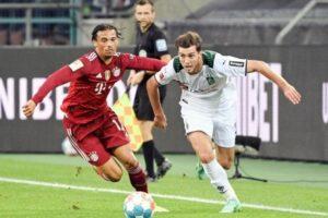 Monchengladbach hold Bayern in Bundesliga season opener