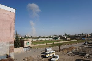 12 Houthi rebels killed in Saudi-led airstrikes