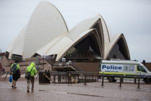 Cases peak again in Australia Covid epicentre