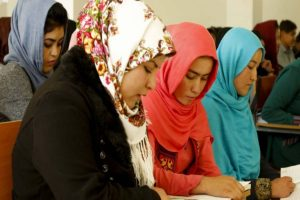 Afghan students in K'taka give exams amid uncertainty