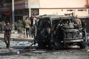 Civilian killed in Kabul blast