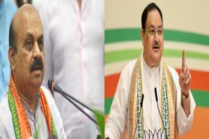 Karnataka CM Bommai meets Nadda, discuss cabinet expansion