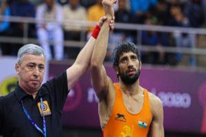 Wrestler Ravi Dahiya secures quarterfinal spot in 57kg category