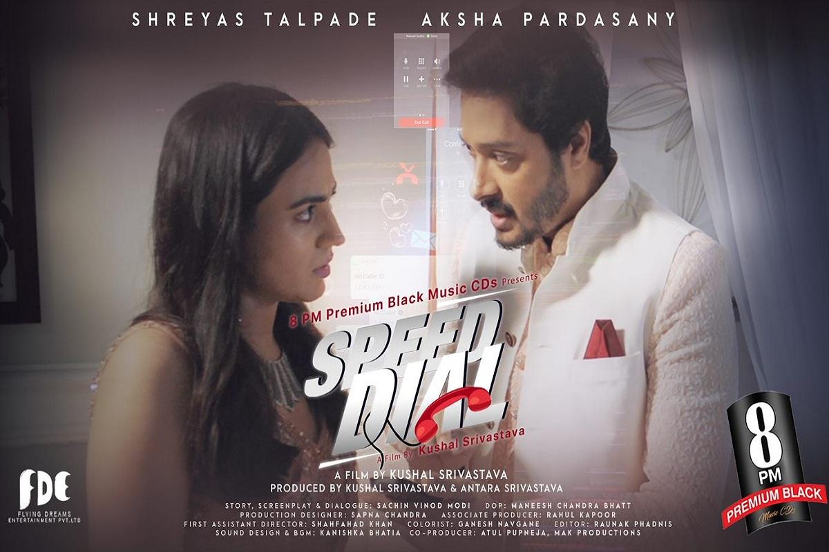 Shreyas Talpade, Speed Dial