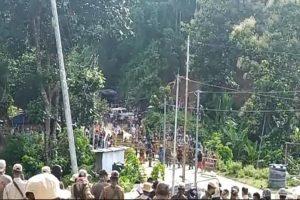 Security forces on alert in tensed Assam-Mizoram border