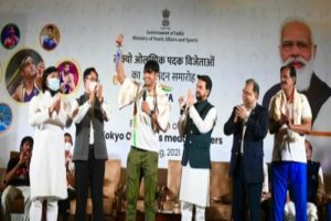 Success at Olympics reflects New India's desire to dominate: Thakur