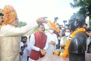 Govt took important steps for welfare of citizens: Madhya Pradesh CM