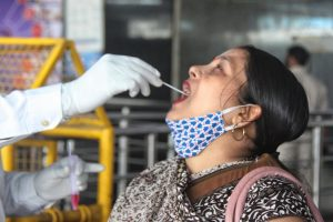 India records 25,072 new Covid-19 cases, 389 deaths