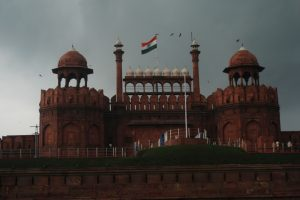 Red Fort gears up to host I-Day celebrations