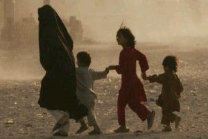 Blue Hats for safety of Afghan women, girl-children