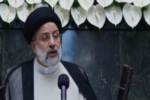 Raisi says Iran's nuke programme 'peaceful'