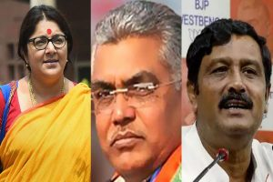 Bengal BJP divided over demand of division of state