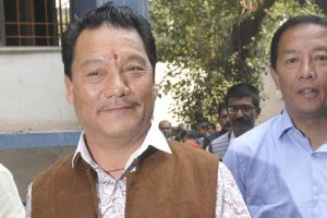 Didn't discuss Binoy rejoining party, says Bimal