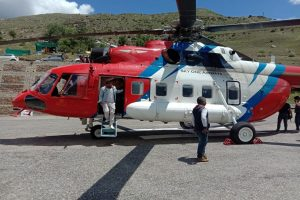 All stranded people rescued in Himachal, CM deploys new chopper