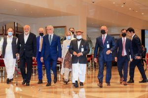 Doha meeting on Afghanistan calls for ceasefire