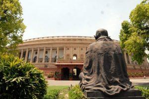 Lok Sabha adjourned till 2 pm amid Opp protest