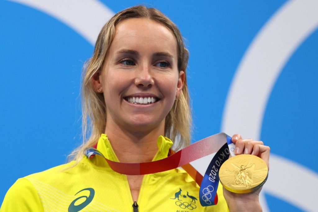 Emma McKeon the golden girl of Australian swimming - The ...
