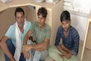 3 held in Haryana for stealing, selling fuel