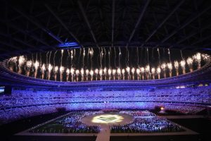 Tokyo bids adieu to Olympic Games with grand closing ceremony