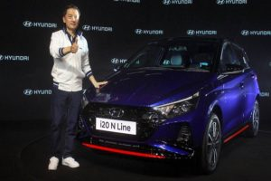 Hyundai unveils i20 under N Line; aims to bring in more models