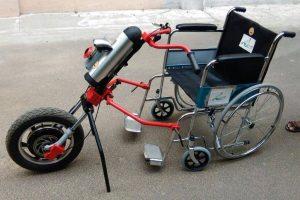 IIT-M researchers develop indigenous motorised wheelchair vehicle
