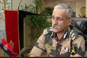 Rajasthan cadre IPS is now BSF director general