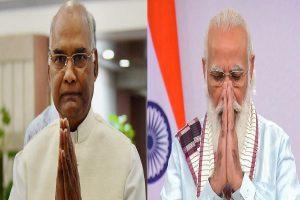President, PM Modi greet people on Janmashtami