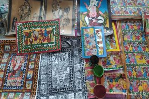 Kolkata airport observes 75th Independence Day through 'Pattachitra'