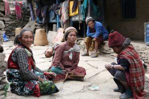 Hill women worried for husbands in Kabul
