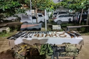 Assam Rifles, Manipur Police, joint operation, huge cache of arms