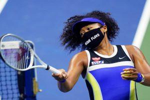 Osaka begins title defence in style, Sabalenka struggles