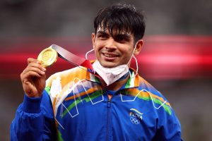 Strength that enabled India's Olympic gold