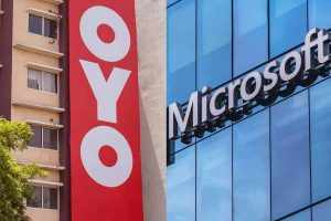 Microsoft invests $5 mn in OYO