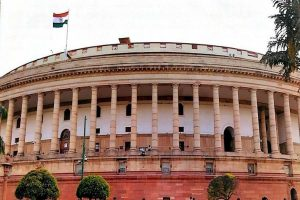 Govt aims to pass more bills in RS amid opposition protests