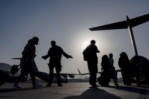 Poland halts Afghan airlift over safety as US deadline looms
